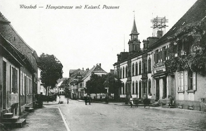 Stadt Wiesloch Baiertal